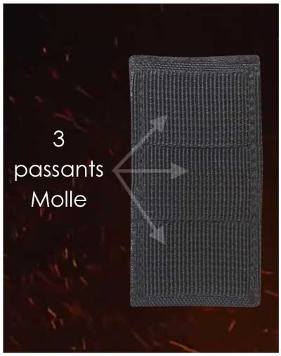 Passants Molle TurnClip